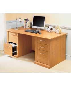 Sandalwood Effect Executive Desk fice Desk review