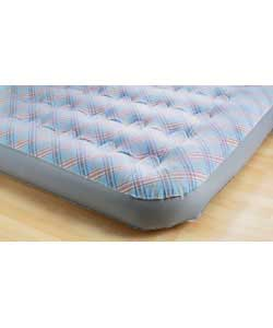 Self Inflating Single Air Mattress Guest Bed review