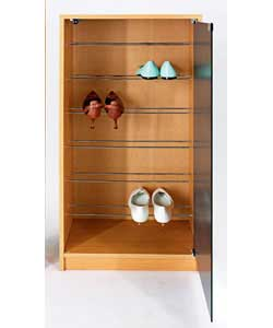 Shoe Cabinet With Mirror Door product image