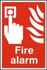 Sign Fire Alarm (Push Button) product image