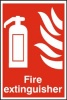 Sign Fire Extinguisher product image