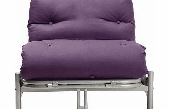 Single Metal Futon Sofa Bed With Mattress Review