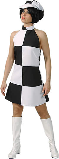 More matches for Sixties Chequered Dress UK size 10-12