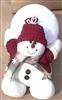 Snowman with ball - CLICK FOR MORE INFORMATION