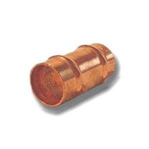 Solder Ring 22mm Straight Coupling product image