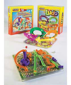 spears 3d snakes and ladders instructions