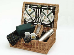 Sporting Ballooning Picnic Basket 2 person