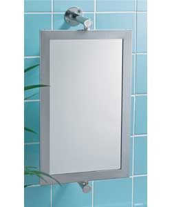 Swivel Mirror With Two Baskets Bathroom Mirror Review Compare Prices Buy Online