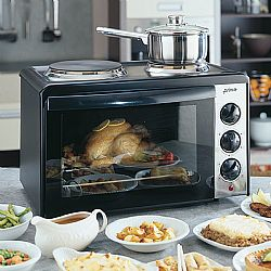 chef multifunction oven instructions