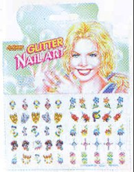 Party Supplies - Tattoo - Nail Art - 50 tattoo stickers - CLICK FOR MORE INFORMATION