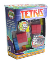 Tetris 5 in 1 TV Game Pad