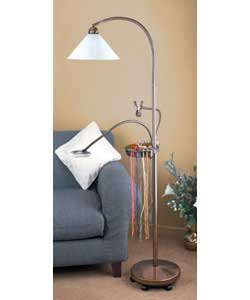 The ultimate floor standing lamp floor lamp review for Floor lamp for quilting