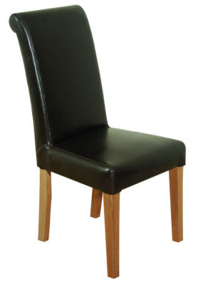 Tony Dining Chair - Fully Upholstered