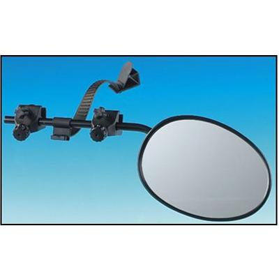 Universal Towing Mirror The solution to towing is this universal and easy to fit towing mirror. Simp