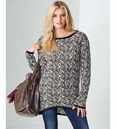 Unbranded Tunic Sweater