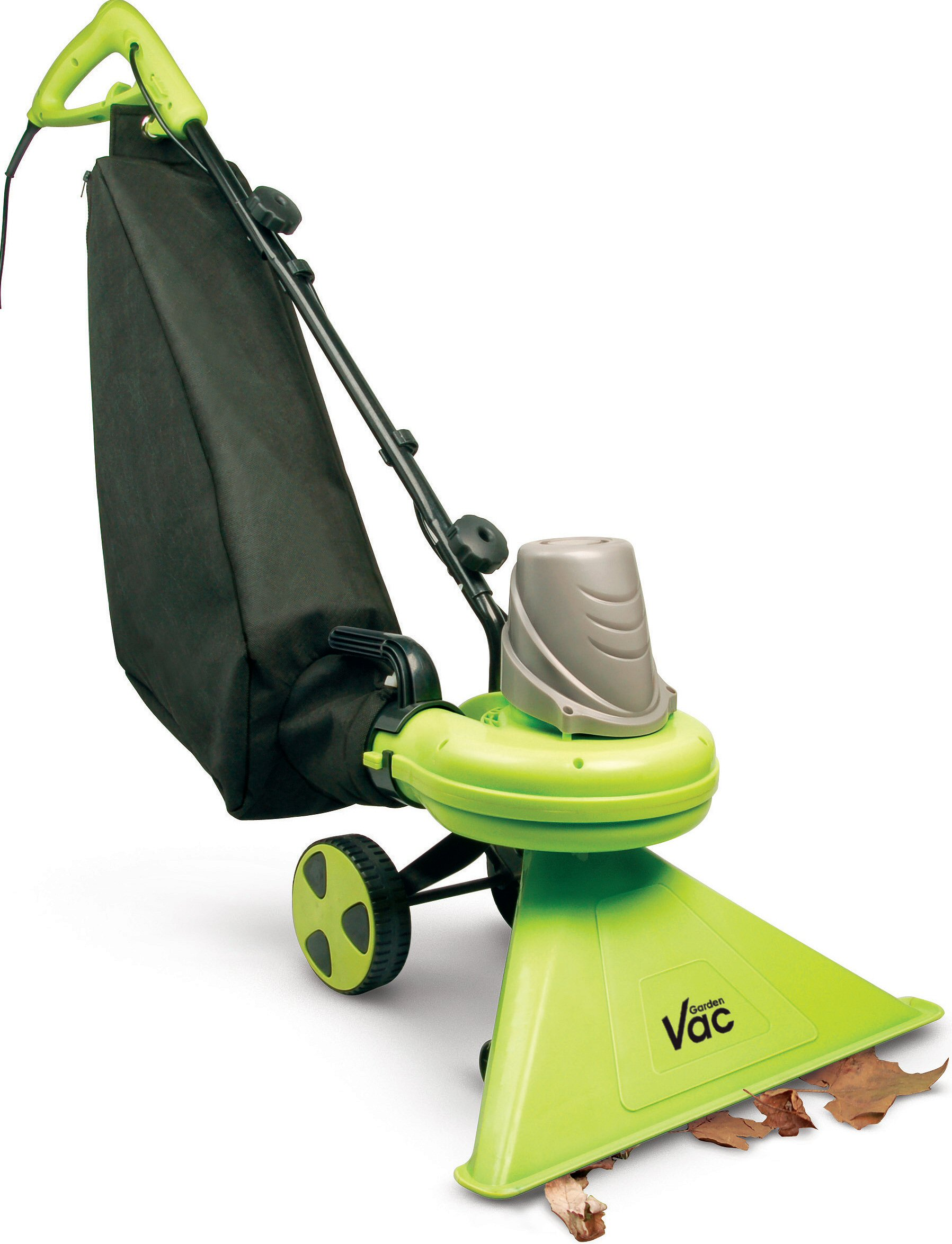 This powerful, easily manoeuvred Garden Vacuum will put an end to the dreary task of sweeping up lea