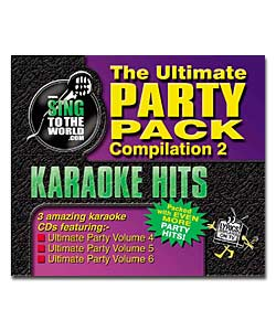Ultimate Party Pack Vol 2.