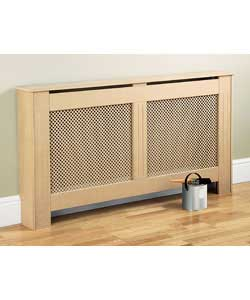 Unfinished Radiator Cabinet Large product image