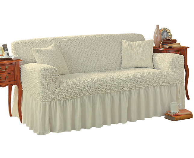 Valanced 3 Seater Sofa Cover And 2 Cushion Review