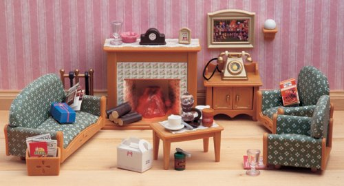 victorian living room set sylvanian families flair dolls house review compare prices buy