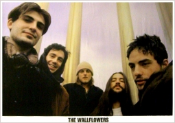 WALLFLOWERS Group Music Poster 86x61cm