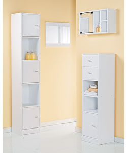 White Bathroom Furniture on White Bathroom Furniture Set   Review  Compare Prices  Buy Online