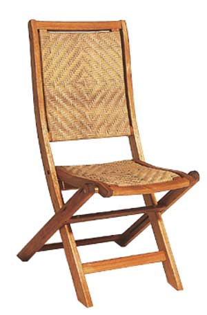 Wicker folding chair Garden Furniture - review, compare prices, buy