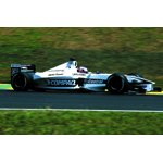 The 2000 Williams F1 cars supplied by us are exclu