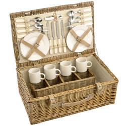 Willow 4 Person Picnic Basket product image