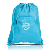 Unbranded Wimbledon School Bag - Turquoise.