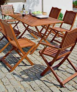 Winchester 6 Seater Patio Set