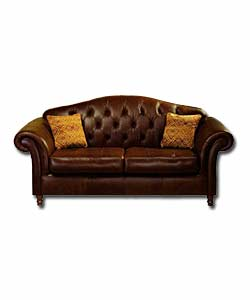 Winchester Tan 3 Seater Sofa Review Compare Prices Buy
