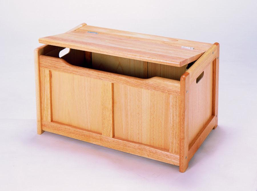 Wooden Toy Chest Kit