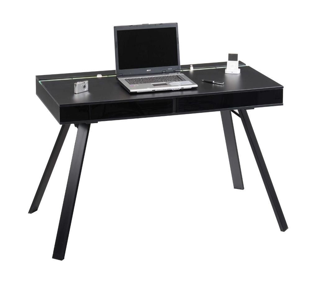 Workline 500 Black High Gloss Computer Desk Review