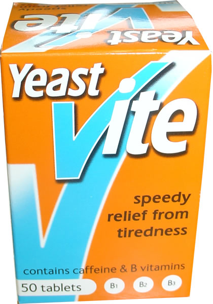 Unbranded Yeast Vite X50