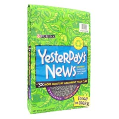 Yesterdays News Cat Litter 30lb/13.6kg product image