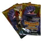 Dinosaur King Trading Card Game 3x booster