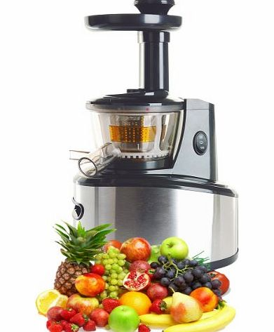 Urom Professional Slow Fruit vegetable Juicer Extractor ...