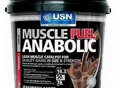 USN Muscle Fuel Anabolic, Vanilla - 4000g by USN M