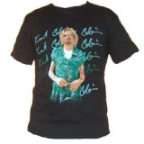 Nirvana - Kurt Cobain Dress Tshirt -Youth Medium (Age 9-11)
