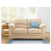 Valencia leather sofa regular, cream product image