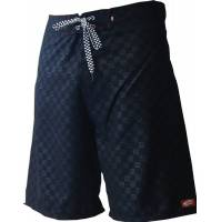 Vans From The Start Boardshorts - Allover check designRubber Vans Off The Wall logo patchedCheck lac - CLICK FOR MORE INFORMATION