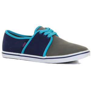 Aleeda Skate shoe - Blue/Grey