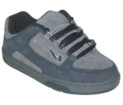 Skate shoe from Vans.  The upper has perforation d - CLICK FOR MORE INFORMATION