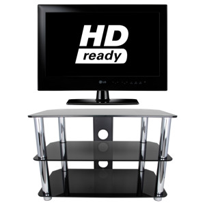 INIT TV Stand for Flat-Panel TVs Up to 60