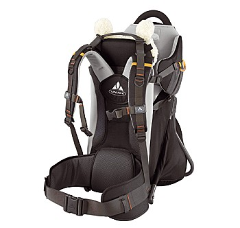 Jolly Comfort IV Baby Carrier Black