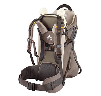 Jolly Comfort IV Baby Carrier Light Brown