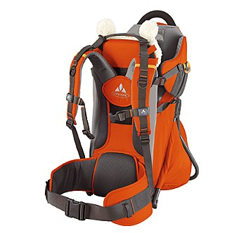 Jolly Comfort IV Baby Carrier Orange
