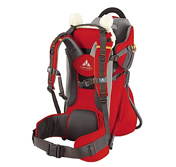 Jolly Comfort IV Baby Carrier Red