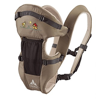 Soft III Light Brown Baby Carrier